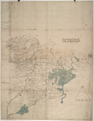 Barony of Granard, Waterford, Ireland, 1629